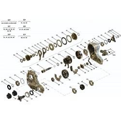 Nastawnik elektryczny reduktora ATC 400